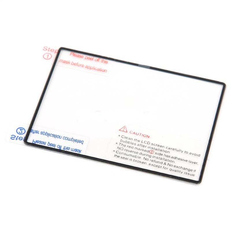 ggs self-adhesive Optical Glass LCD Screen Protector Nikon