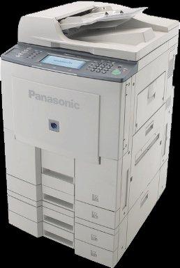 Panasonic Dp-8035 Service Manual