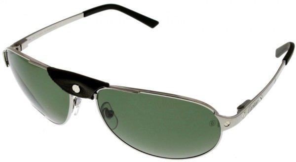 Cartier Edition Santos-dumont Sunglasses Aviator Unisex
