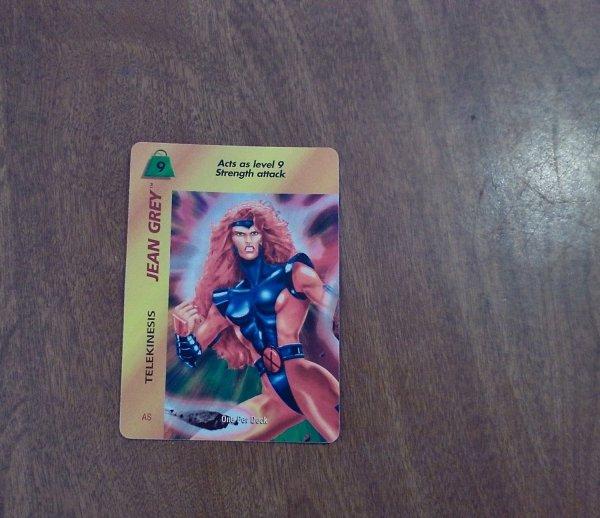 Marvel Overpower - Jean Grey Telekinesis . 132 S9