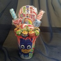 PJ Masks Lollipop Bouquet