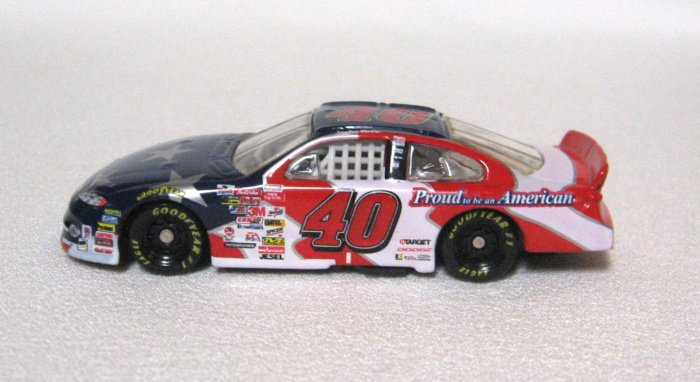 Sterling Marlin #40 Nascar 2002 Dodge Diecast Toy Car 1:64