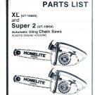 Chain Saw Parts List Stihl MS460