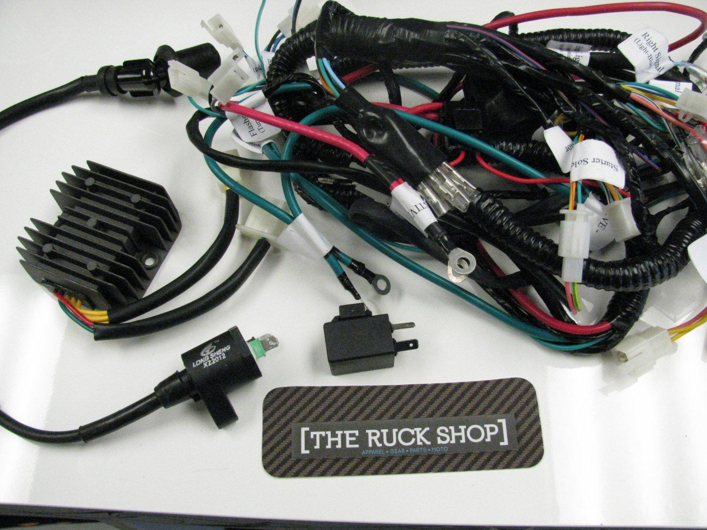 Honda Ruckus Wiring Diagram Wiring Diagram