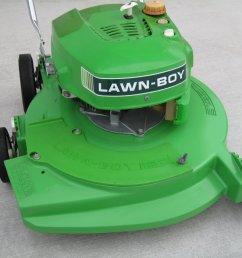 lawn boy fuel filter [ 1500 x 1125 Pixel ]