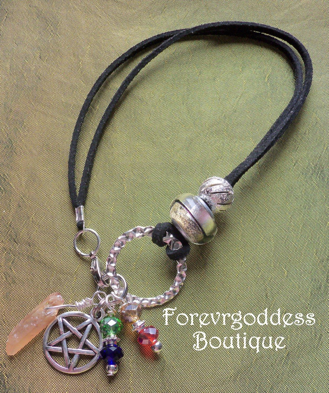 Pentagram Sunshine Aura Point Bracelet