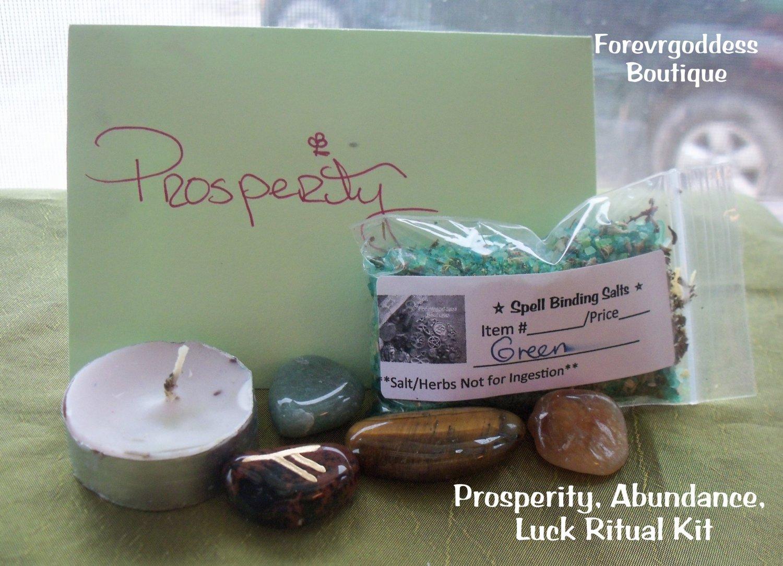 Prosperity Ritual Kit Item Prsk 01 02