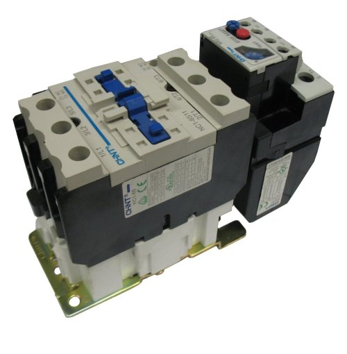 small resolution of telemecanique motor starter replacement lc1d lr2d1 40 hp 480v w overload 37 50a