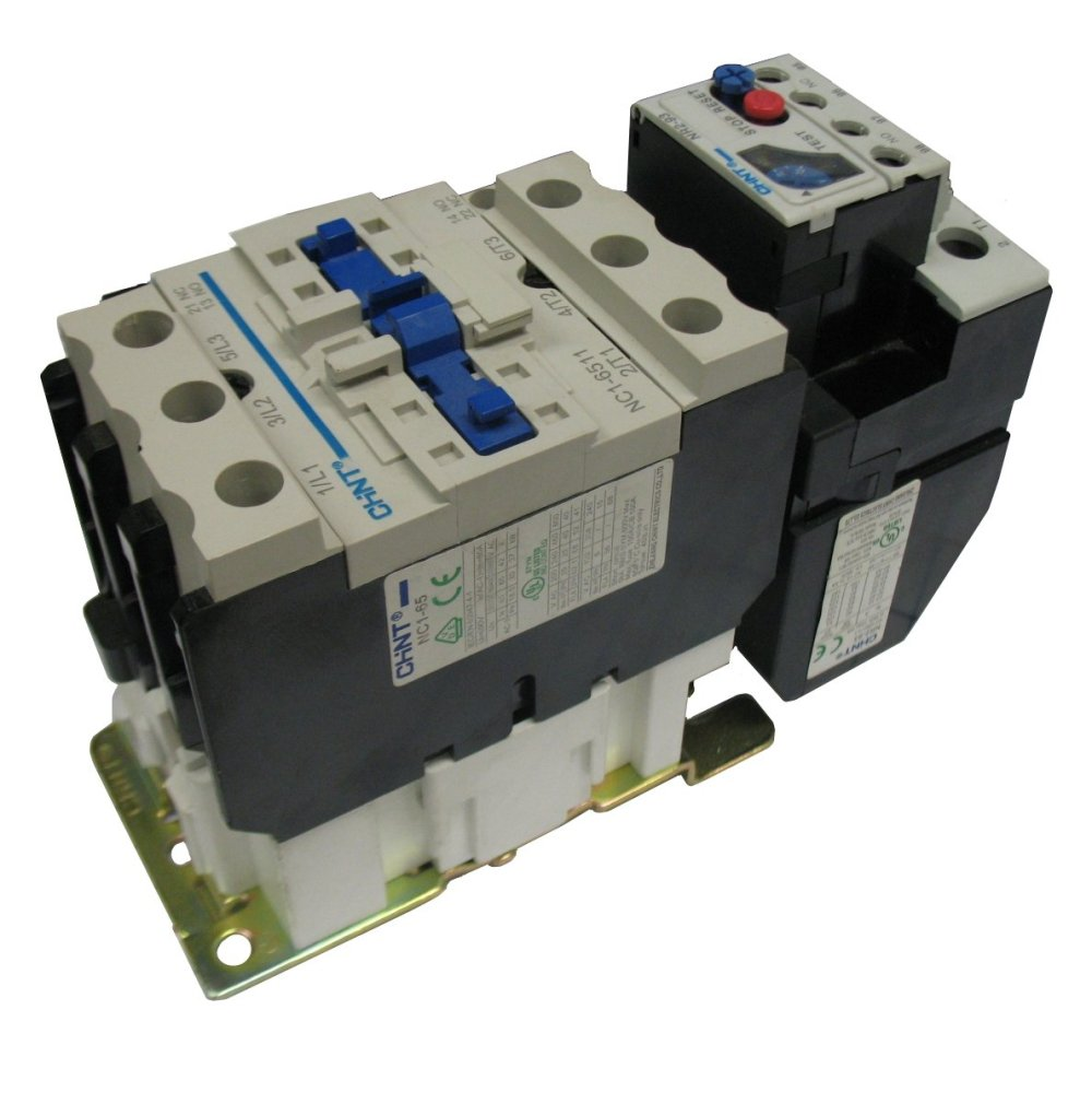 medium resolution of telemecanique motor starter replacement lc1d lr2d1 50 hp 480v w overload 55 70a