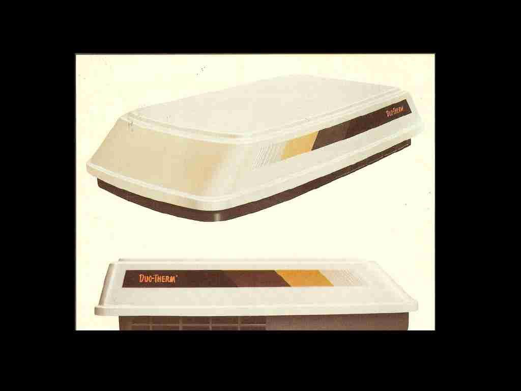 Dometic Air Conditioner Installation Manual