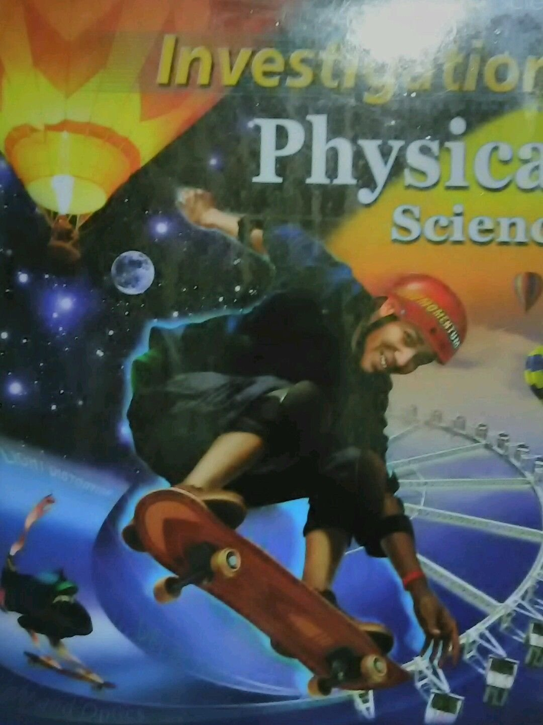 Cpo Science Physical Science Buoyancy Textbook