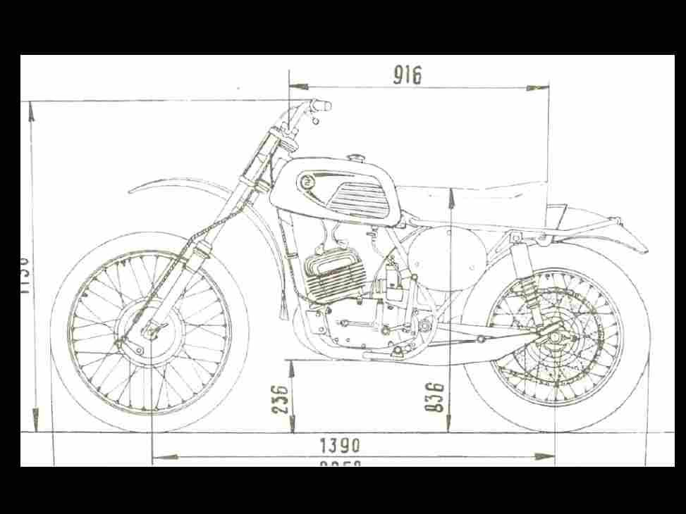 JAWA 250 400 980.04 981.01 MOTORCYCLE MANUAL 400cc