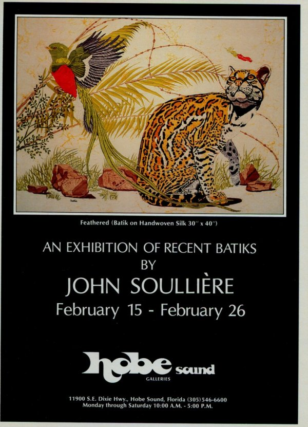 Art Exhibition Ad