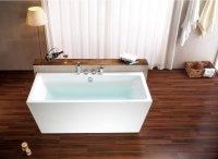 "New 67"" Soaking Freestanding Pedestal Bathtub White ..."