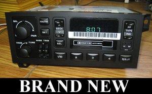 19972001 JEEP WRANGLER CHEROKEE Radio Cassette Player