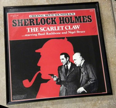–Sherlock Holmes - The Scarlet Claw The Original Motion Picture Soundtrack