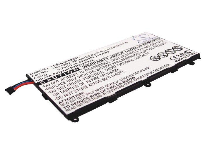 4000mAh Battery For Samsung GT-P3113TSYXAR, GT-P3113TSR