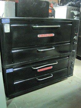961  951 Blodgett Double Deck Pizza  Roaster Oven 9100