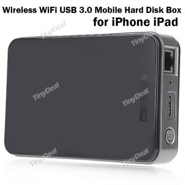 CHD-157122-85 APPLE ACCESSORIES. FREE WORLDWIDE SHIPPING WIFI Mobile Hard Drive