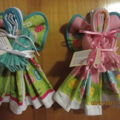 Shoes For Kitchen Workers Design Your Dish Towel Angel, Gift ...