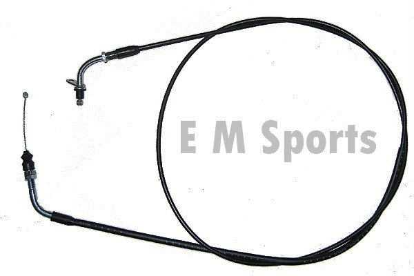 Gy6 Gas Scooter Moped Bike Throttle Cable 70 Inch Parts
