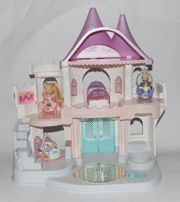 Fisher Loving Family Dream Castle Dollhouse