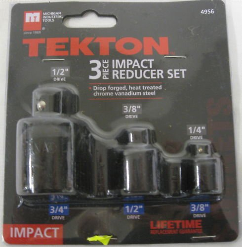 New MIT 3-Piece Impact Reducer Set # 4956