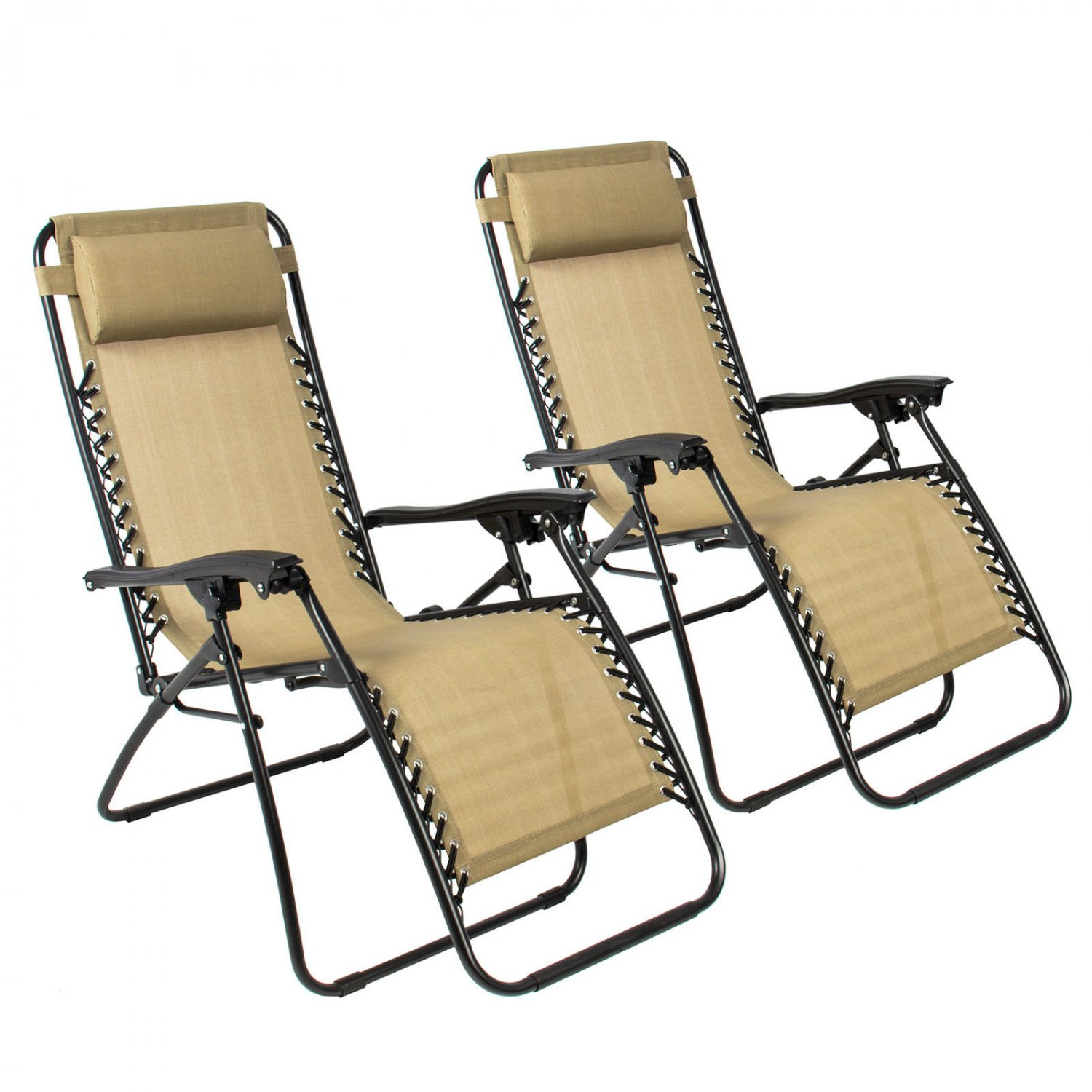 zero gravity office chair uk covers for sale new chairs case of 2 tan lounge patio