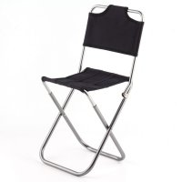 Portable Folding Fishing Chair Outdoor Camping Hunting ...