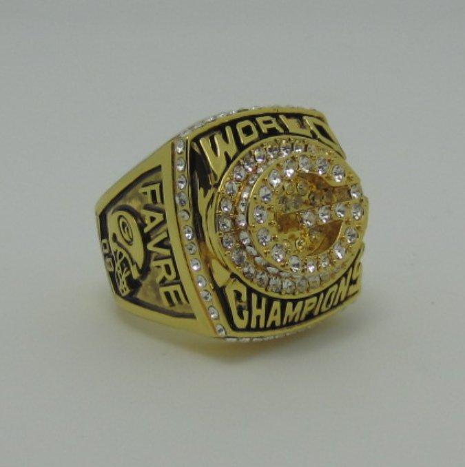 Green Bay Packers Super Bowl Ring Foam Hat 3aa82c89b