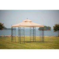 Hampton Bay Arrow Gazebo 10 ft. x 10 ft. REPLACEMENT ...