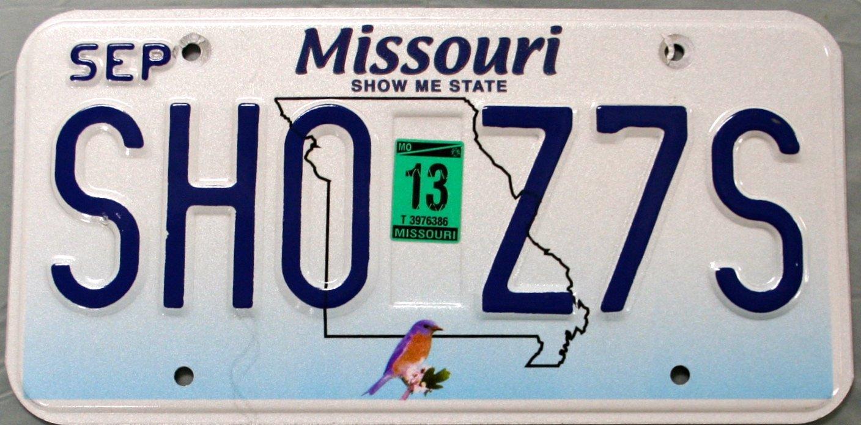 Find My License Plate Number Online