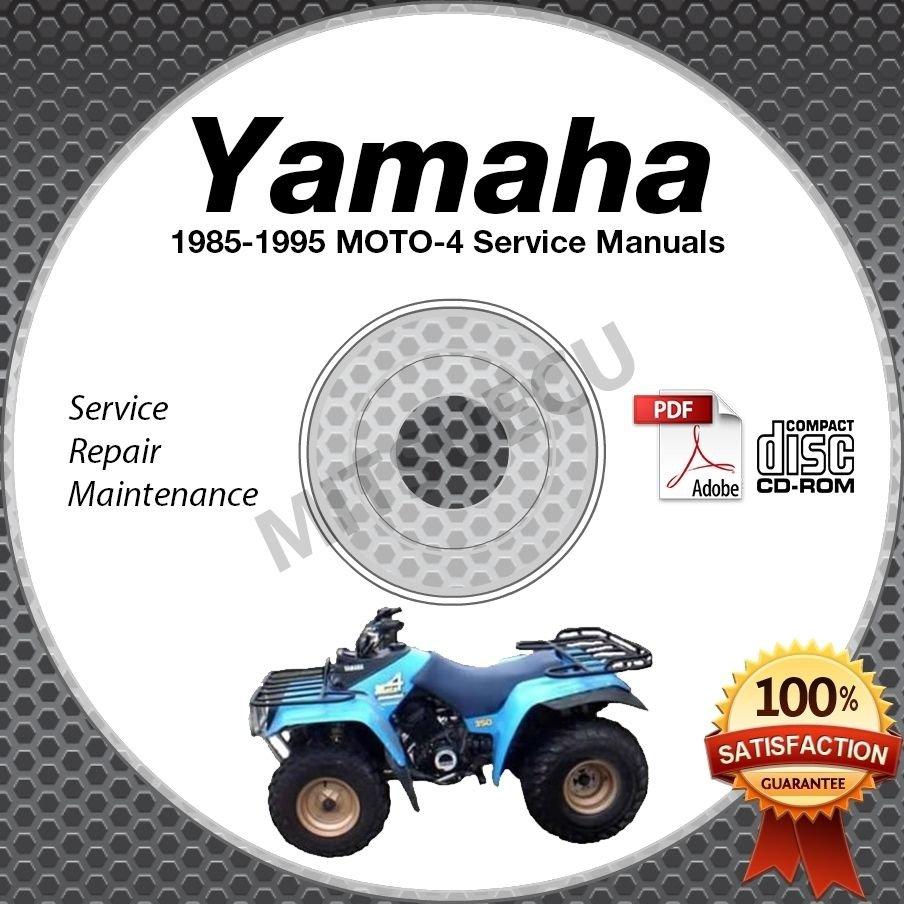 hight resolution of  53f0586dcc2fe 340535b 1985 1995 yamaha moto 4 yfm200 225 250 350 all service manual cd