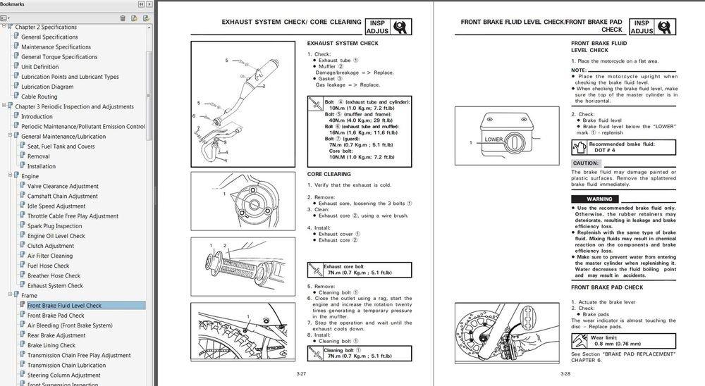 2008-2011 Yamaha RAIDER / S Service Manual CD ROM repair