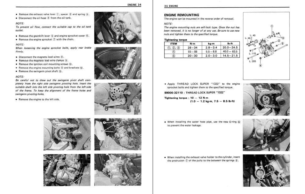 1987-2002 Suzuki VS1400 INTRUDER Service Manual CD ROM