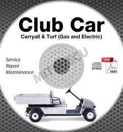 53f05b17156a8 340535b 100 1991 gas club car wiring manual club car fuse box golf club carryall  [ 904 x 904 Pixel ]
