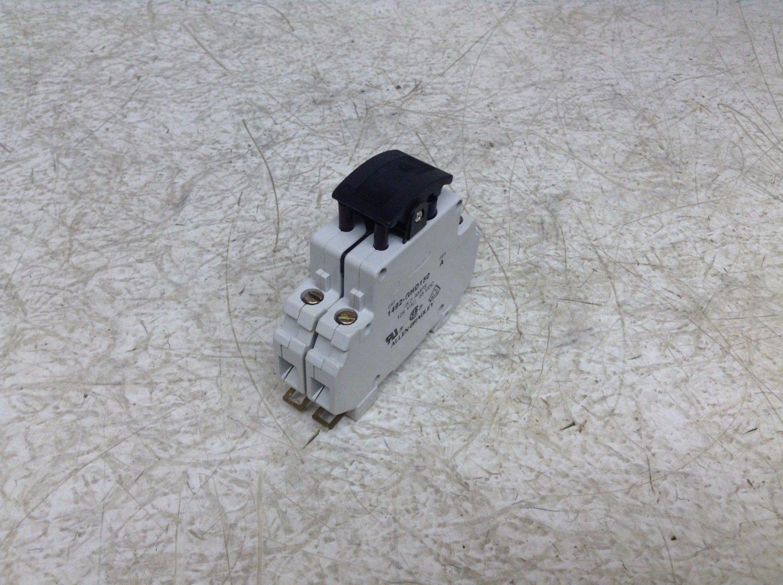 Allen Bradley Ghd150 2 Pole 15 Amp Circuit Breaker