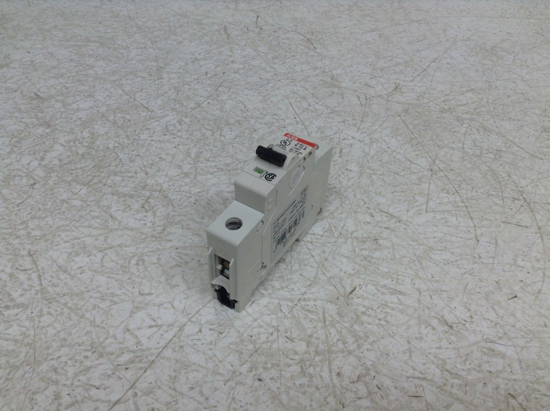 Abb S201u K15 15 Amp 1 Pole 240 Vac Circuit Breaker
