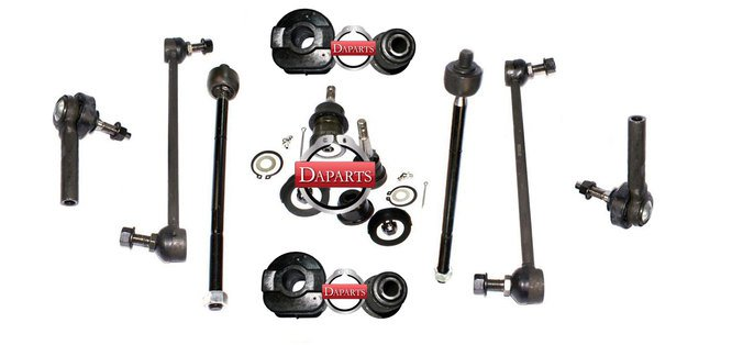 2001 2004 Dodge Caravan Suspension & Steering Control Arm