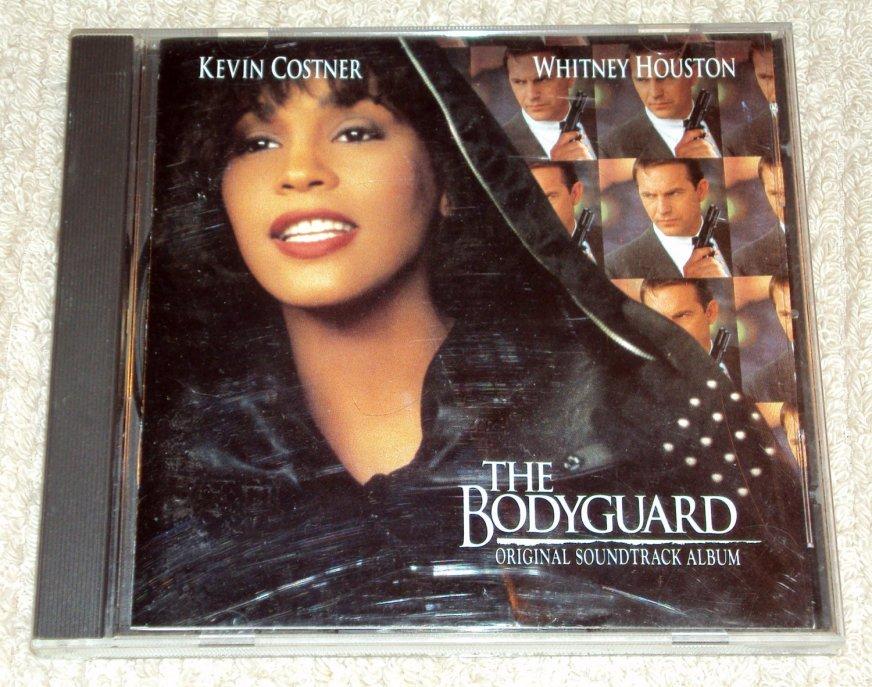 The Bodyguard Original Soundtrack Album CD Whitney Houston ...