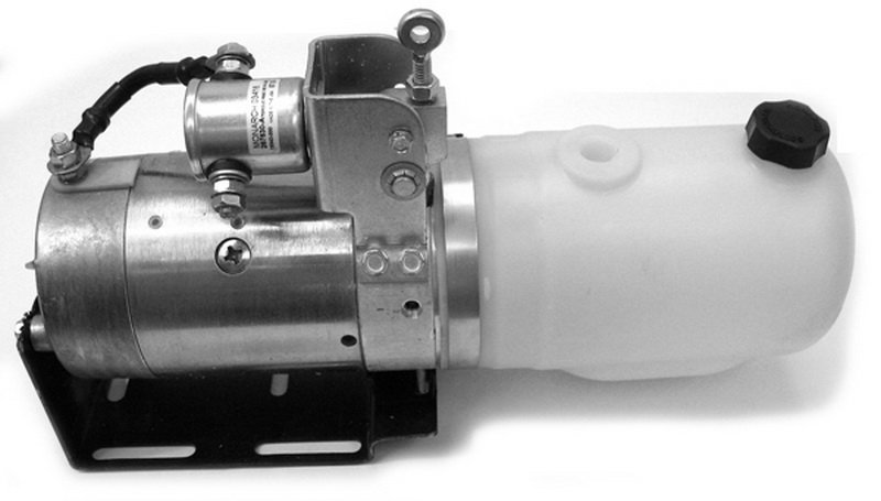 Top Control Switch Motor And Pump