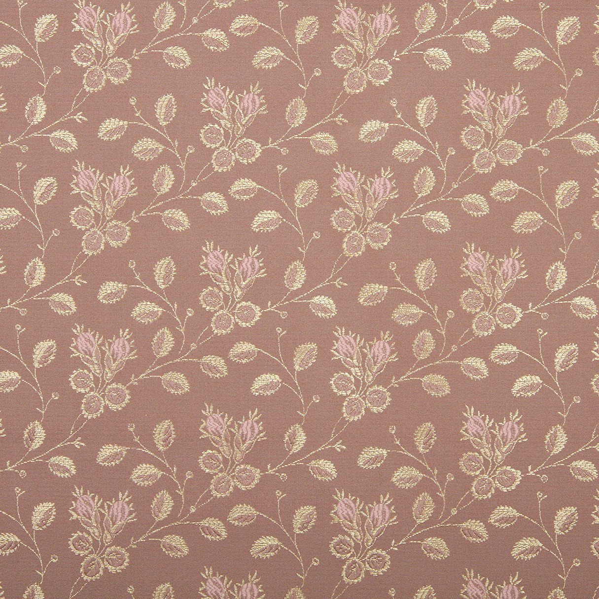 brocade sofa fabric world reviews 54 quot wide d142 gold and pink floral upholstery