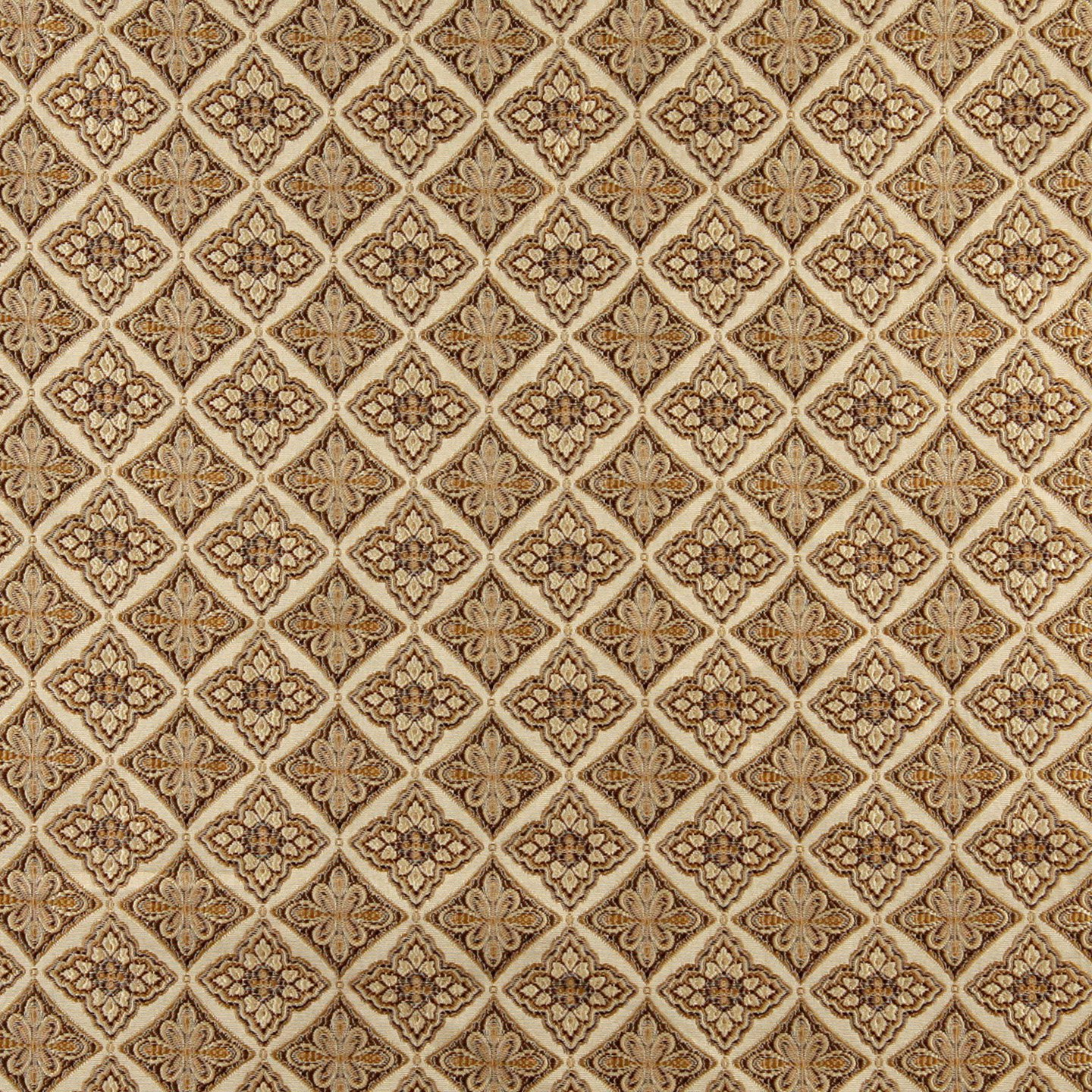 brocade sofa fabric cinema 54 quot wide k0012e beige gold brown ivory embroidered