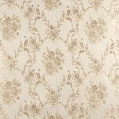Brocade Sofa Fabric Woodworking Plans Table 54 Quot Wide K0014d Ivory Large Scale Embroidered Floral