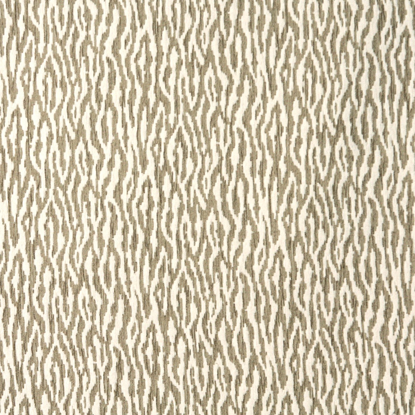 chenille sofa fabric care silver leather uk e193 beige tiger pattern textured woven