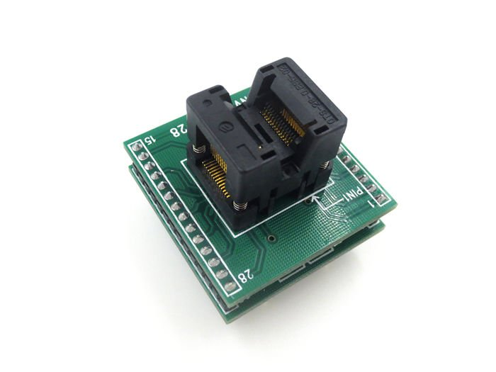 SSOP28 TSSOP28 OTS28063502 IC Test Burnin Socket