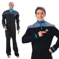 CosplayDiy Men's Outfit Star Trek TNG Deanna Troi Costume ...