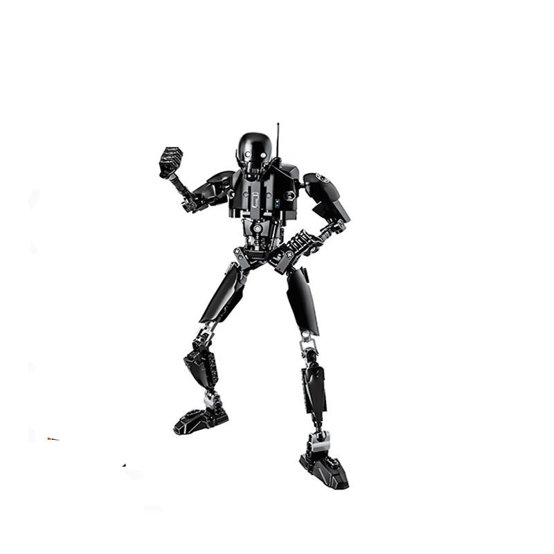 The Last Jedi Star Wars sets K-2SO minifigures Lego