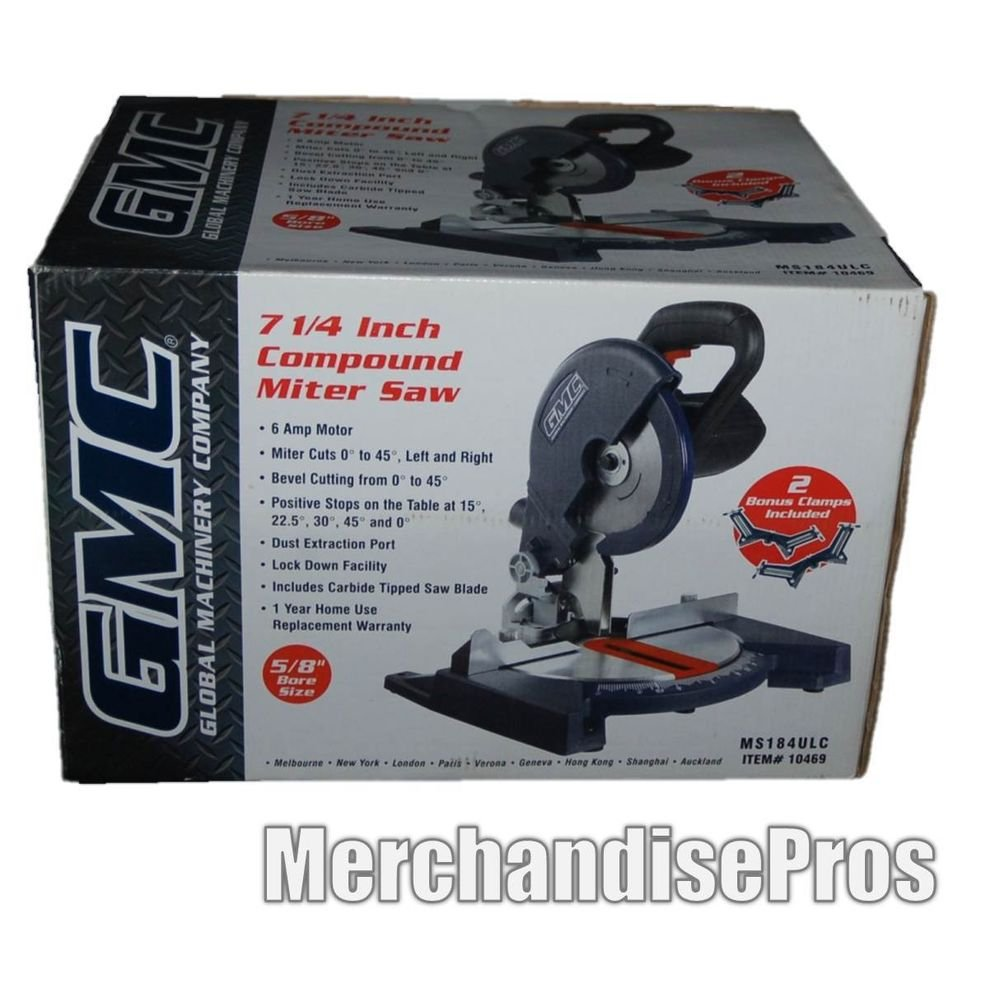 Gmc Table Saw