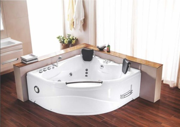 2 Person Bathroom Jacuzzi Tubs Vtwctr